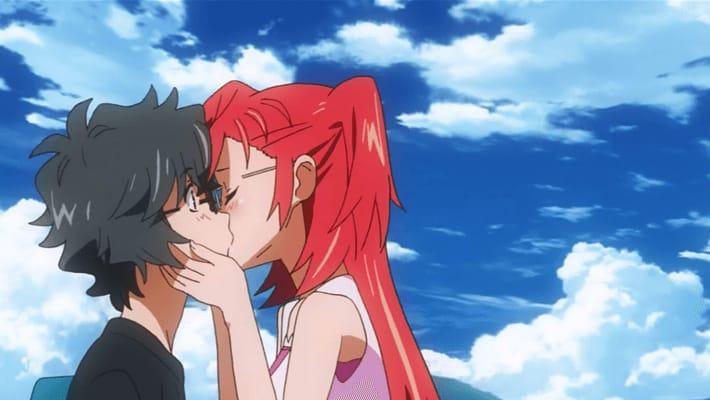 キスしてくれない奥手な彼氏にキスしてもらう5つの方法
