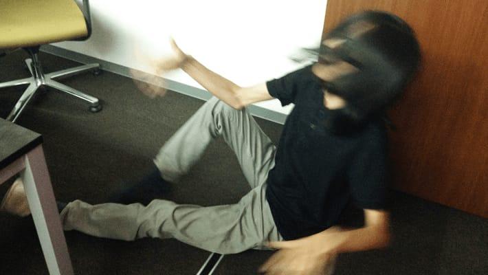全然殴られる意味わかんない、4回くらい撮り直した。by Shinnoji