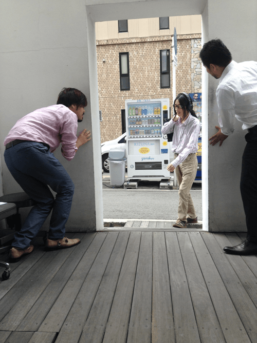 ほんとこんな感じで出勤するけどどう出勤してるかよくわからんくらい低血圧です。by Shinnoji