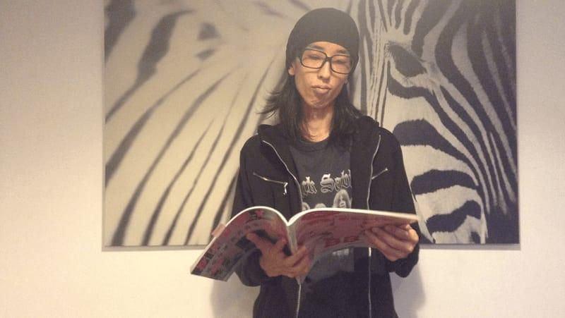 見た事も無い雑誌をいかにも常時読んでる風に装う時のやり方 by Shinnoji