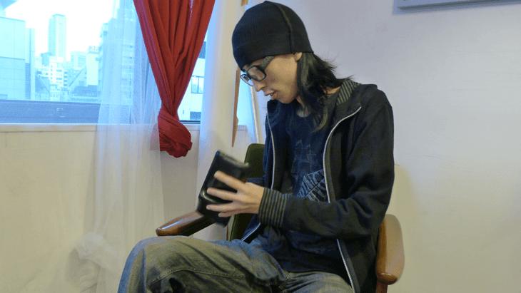 私は財布は二つ折り派です。でもライターはカルティエです。by Shinnoji