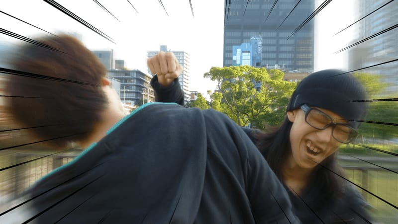 加速装置を避けるなんて本来無理です。by Shinnoji