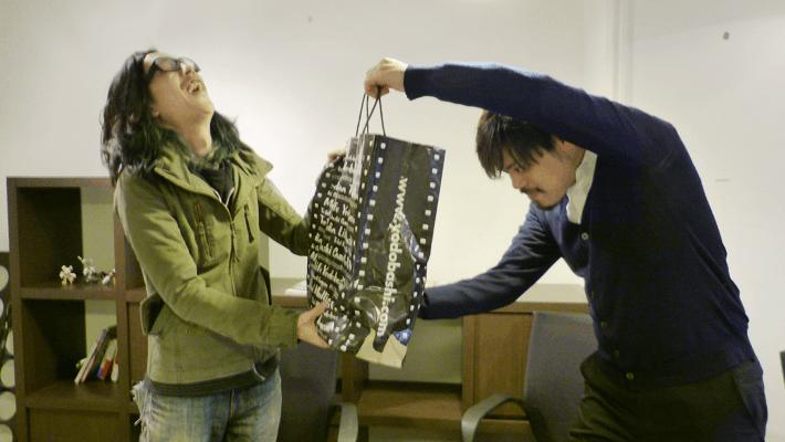 袋がボロボロな所にお気づきいただけただろうか。by Shinnoji