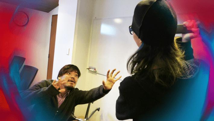 演技が上達していくTomo先輩をご覧ください。by Shinnoji