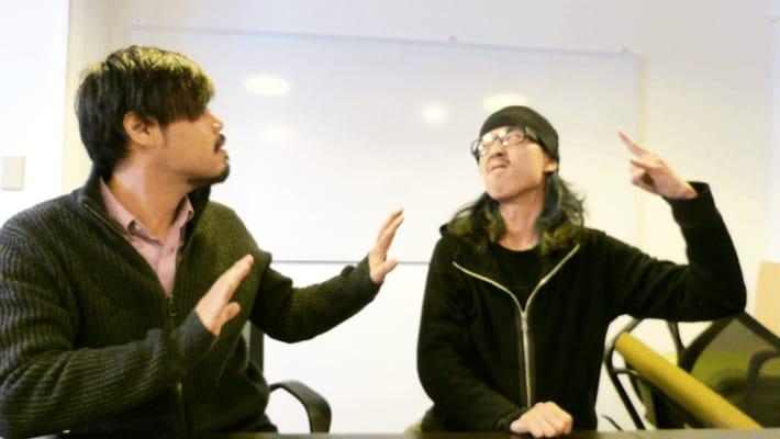 Shinnoji様のメロイックサイン流星拳をお見舞いしてやんよ。by Shinnoji