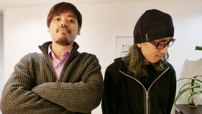 最近、二人ともポージングに慣れ始めています。by Shinnoji