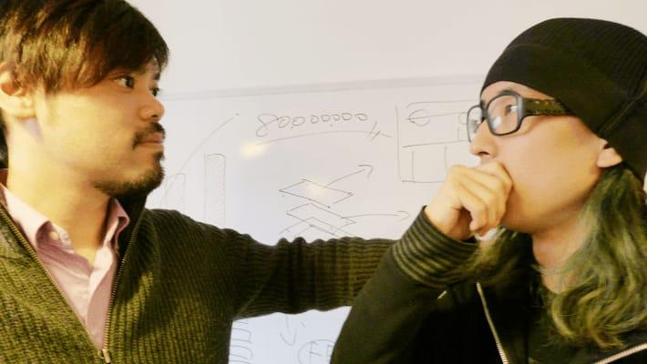 デザインが出来る人と集客が出来る人が居ます。by Shinnoji