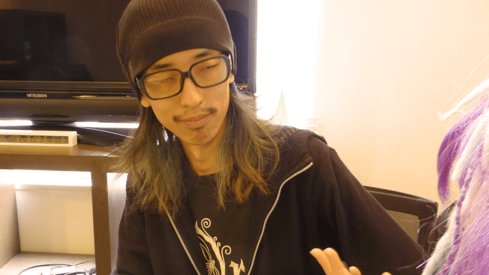 Marilyn Mansonが流れるとぺとらおっき!おっき!しちゃうよ! by ぺとら