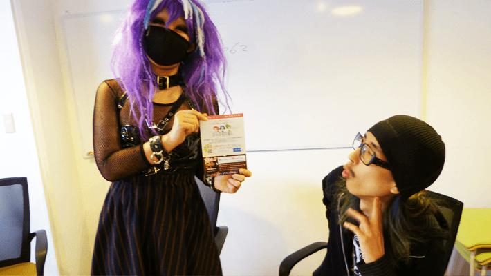 世を忍ぶ仮の姿の語源は聖飢魔Ⅱだって知ってるか?。by Shinnoji