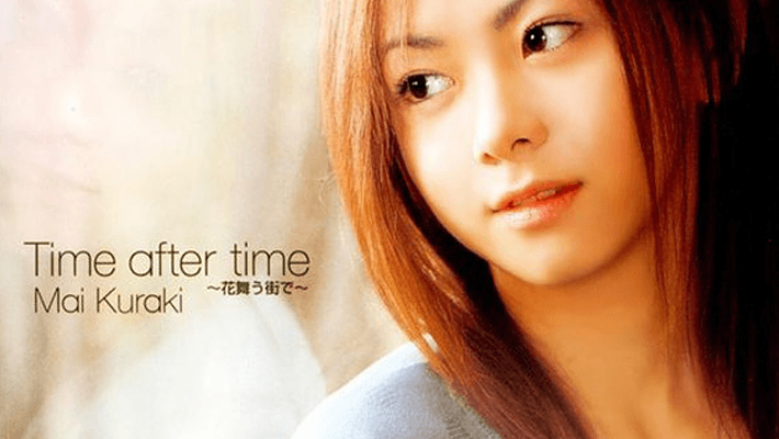 Time after time 〜花舞う街で〜 / 倉木麻衣