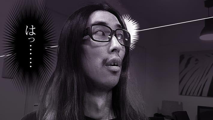 Shinnojiさん何面白い顔してるんですか? by ぺとら