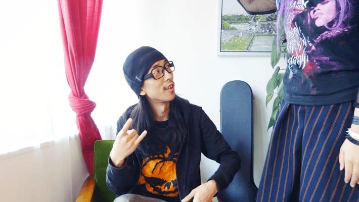 こいつ毎回Marilyn MansonTシャツやな by Shinnoji