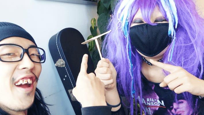 なんで竹とんぼ持ってるかは知りません by Shinnoji