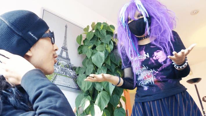 まさか紙相撲に興味をもたれるとは…… by Shinoji