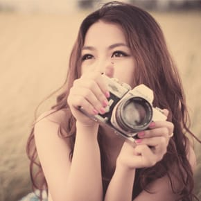 彼氏と写真を撮りたい! どうにか写真嫌いを克服させるには
