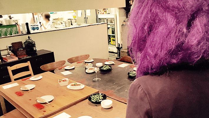 2016年6月10日の晩ご飯