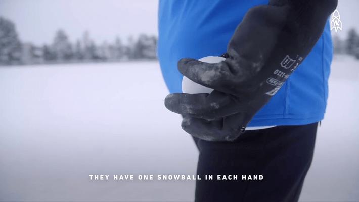 世界に愛と平和をもたらす熱き戦いの国際スポーツ「雪合戦」