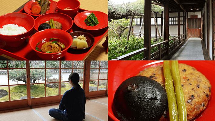 一泊二食の精進料理付きで6000円台、お寺に泊まれる東林院の宿坊に行ってきました