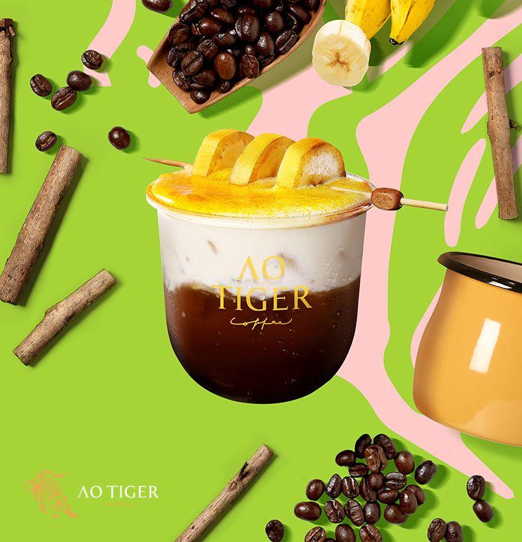 新感覚! フルーツ×コーヒーが楽しめる「AOTIGER Coffee」がオープン!