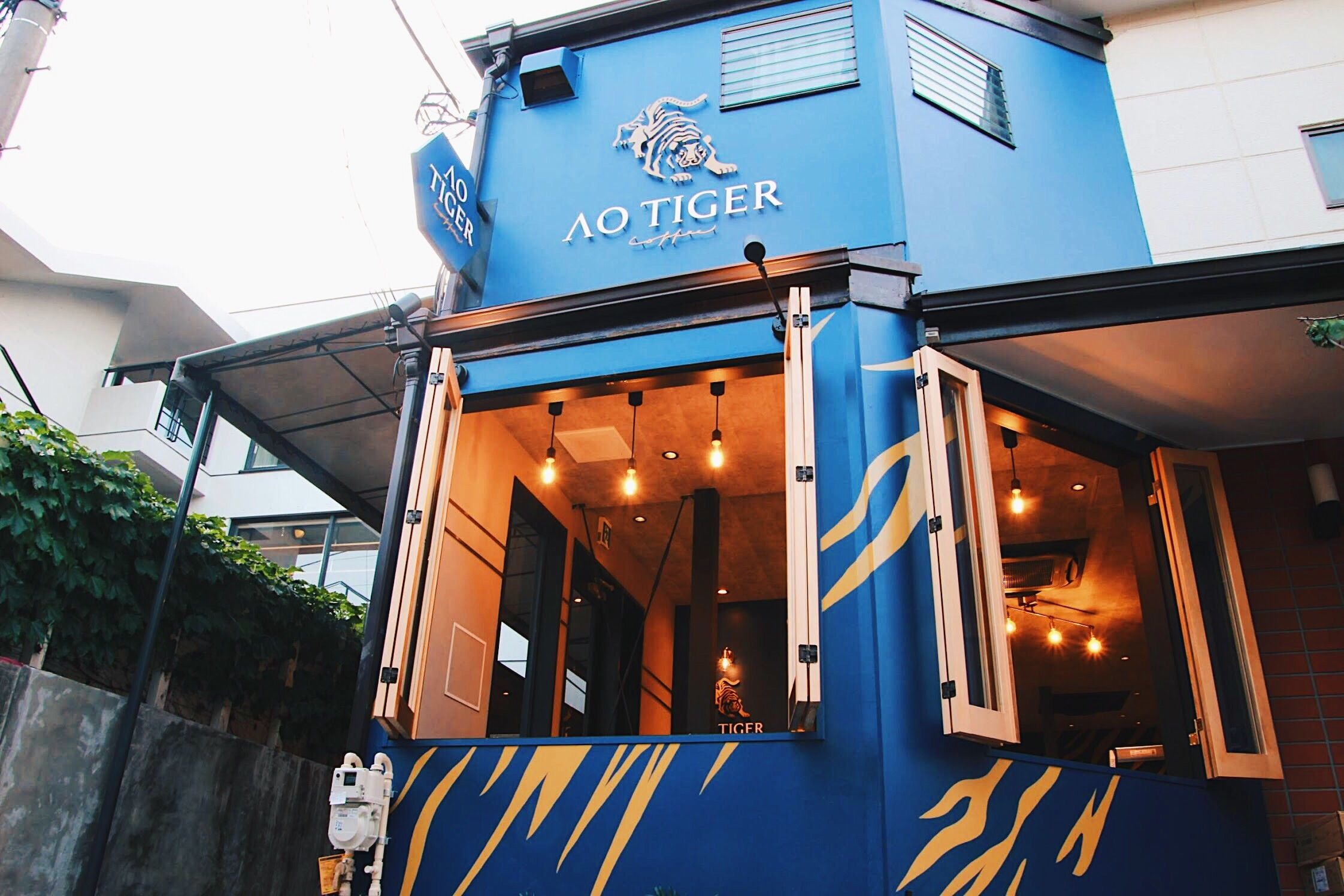 AOTIGER Coffee/外観