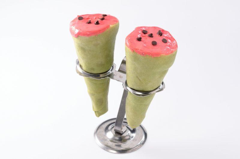 スイカのアイスクレープ/LEGOLAND