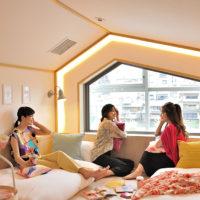 女子旅を、もっとお洒落に。カフェ&女性専用ホステル「CAFETEL」京都に誕生