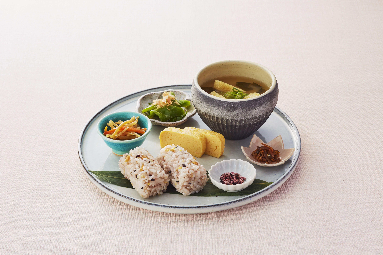 朝食和食プレート/CAFETEL 京都三条 for Ladies
