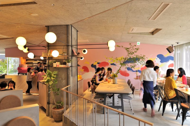 カフェ/CAFETEL 京都三条 for Ladies