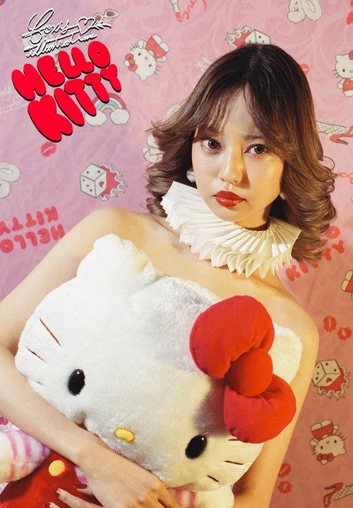 HELLO KITTY × foxy illustrations4