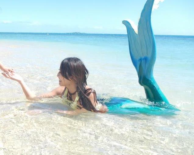 人魚姫のカナエル