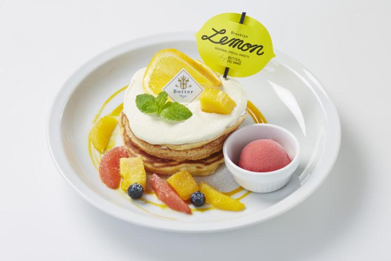 Brooklyn Lemon パイミルフィーユパンケーキ