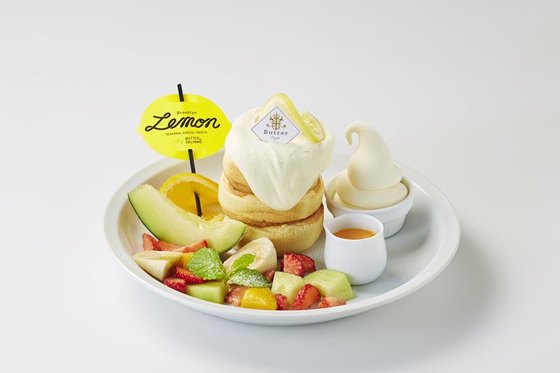 パンケーキ専門店「Butter」より夏のシーズンメニューが新登場!