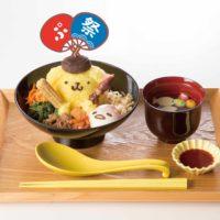 わっしょい!夏祭りビビンバ丼/ポムポムプリンカフェ