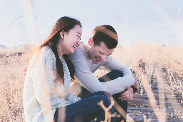 男性の「一緒にいると楽」は女性への最高の褒め言葉